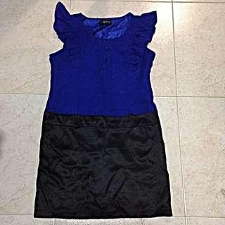 Pre-loved Moonriver Dress In L Size.