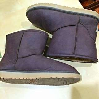 Purple Women's Winter Boots