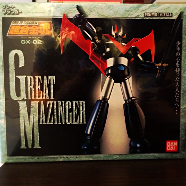Great Mazinger GX-02