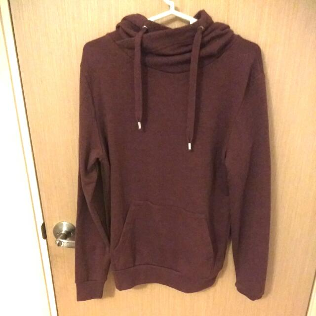 H&M Maroon Pullover