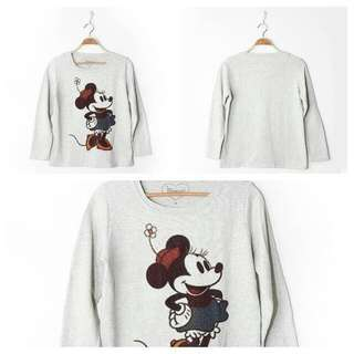 Disney Minnie Grey