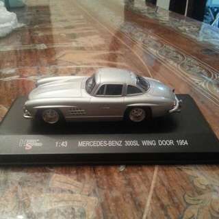 Mercedes Benz 300sl Wing Door 1954