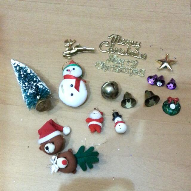 Christmas Craft Junk
