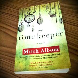 [Pending] Time Keeper By Mitch Albom