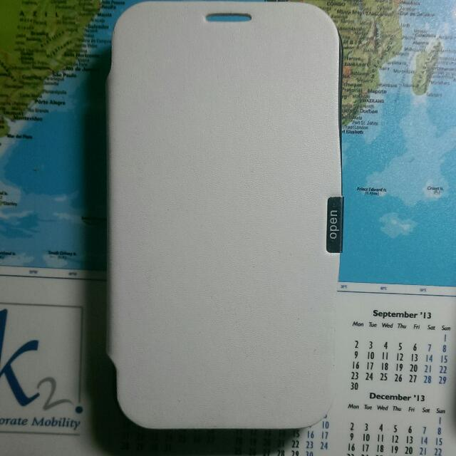 Galaxy Note 2 Magnetic Cover