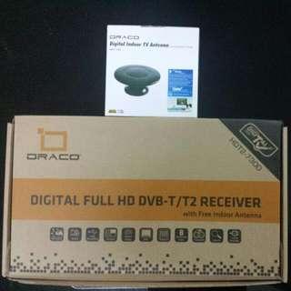 Oraco DVB T/T2 Set Top Box
