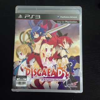Disgaea D2: A Brighter Darkeness English