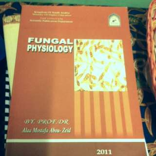 Book About Fungal Physiology
