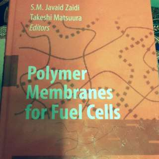 Book About Polymer Membranes