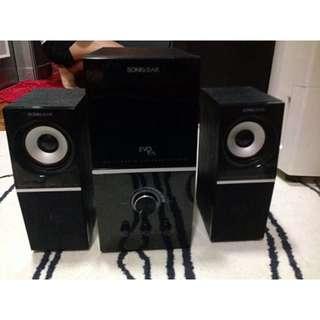 Sonic Gear Evo 8 Audio System