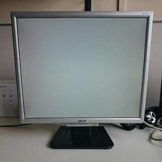 """19"""" Acer LCD Monitor"""