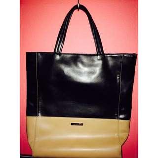 PU Charles And Keith Leather Bag