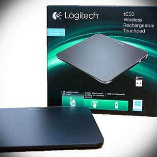 Logitech Wireless Trackpad