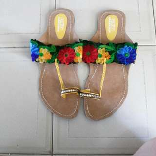 Traditional Sandals From North India