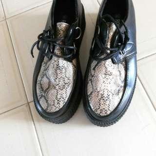 Creepers Plattform Shoes