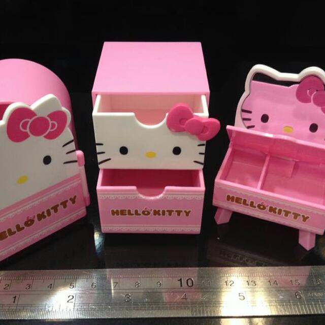 Hello Kitty Miniature Furniture Set 6d5b265eaf