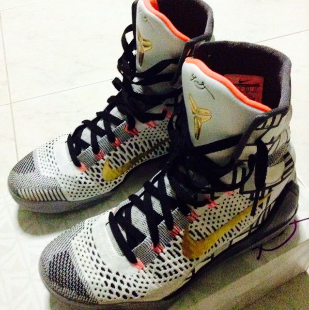 finest selection 6d337 c6349 ... new zealand kobe 9 elite gold collection mens fashion on carousell  2dc29 2e801