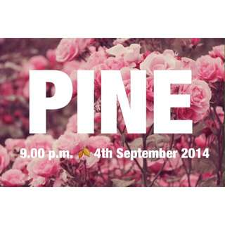 Pine's Batch 1 🌼