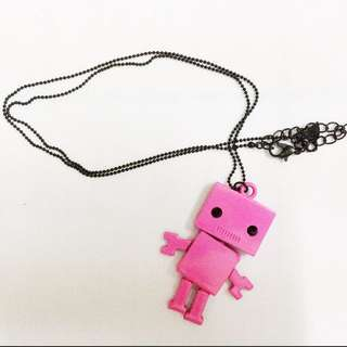 Diva's Robot Necklace