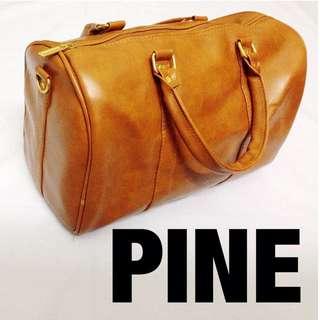 Dirty Brown Basic Tote Bag