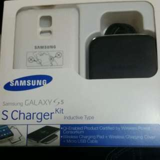 Samsung S5  S CHARGER KIT (INDUCTiVE TYPE)