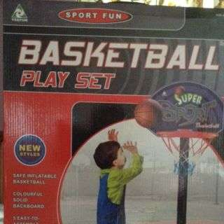 BN Basketball Play Set