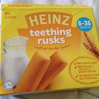 teething rusk