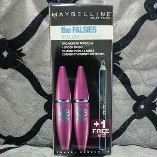 MAYBELLINE the FALSIES Mascara