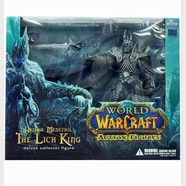 Dc Unlimited World Of Warcraft Wow The Lich King Prince