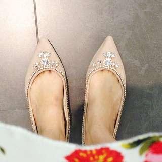 Vincci's Classic Ballerina Flats