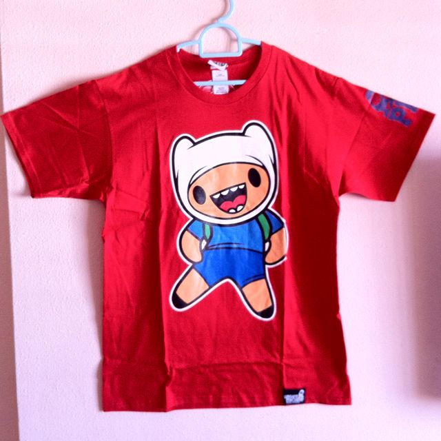WM Adventure Time T-shirts