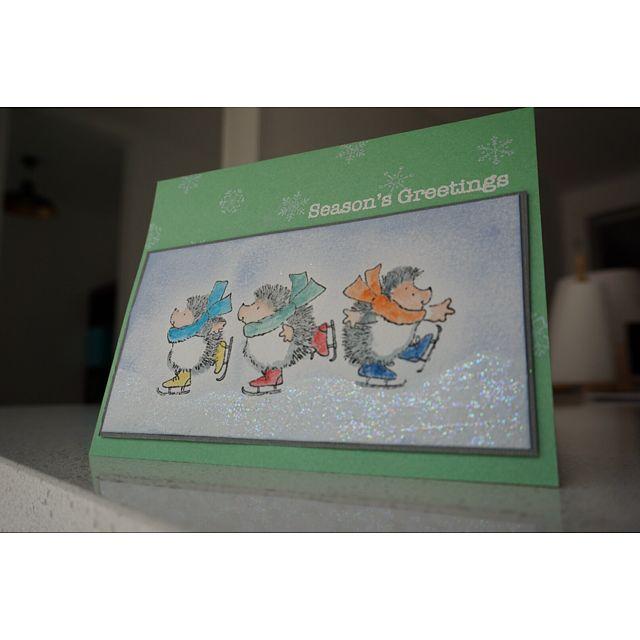 100 Handmade Christmas Greeting Card Design Craft On Carousell
