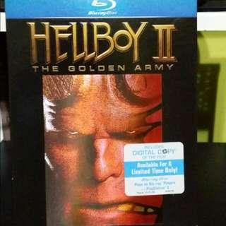 Blu-ray: Hell Boy II