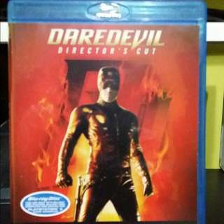 Bly-ray: Daredevil