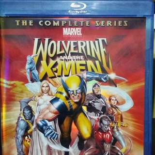 Blu-ray: Wolverine And The X-Men