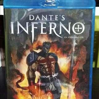 Blu-ray: Dante's Inferno