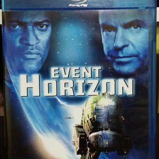 Blu-ray: Event Horizon