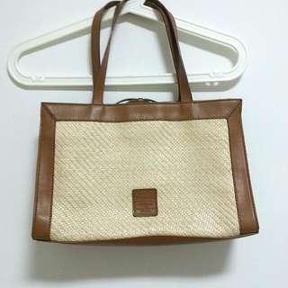 Liz Clairborne Brown Shoulder Bag