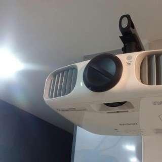 Epson Tw6000w Full HD 3D pj And Wireless Hdmi