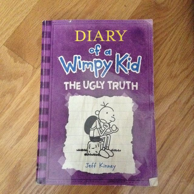 Diary Of A Wimpy Kid Number 5