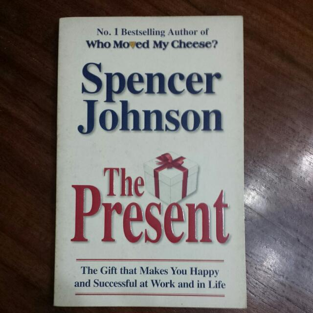 the present johnson spencer