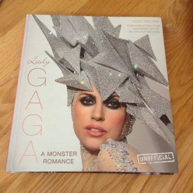 "Lady Gags "" A Monster Romance"""