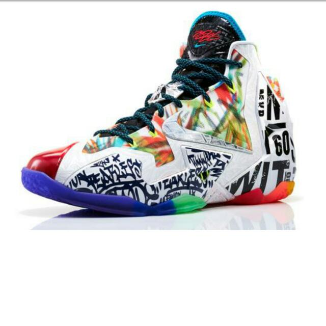 What The Lebron Pre Order US Release!!!
