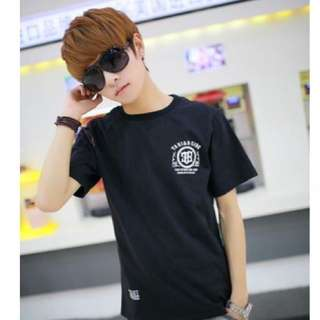 Black T-shirt For Men