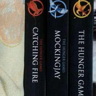 The Hunger Games (full set)