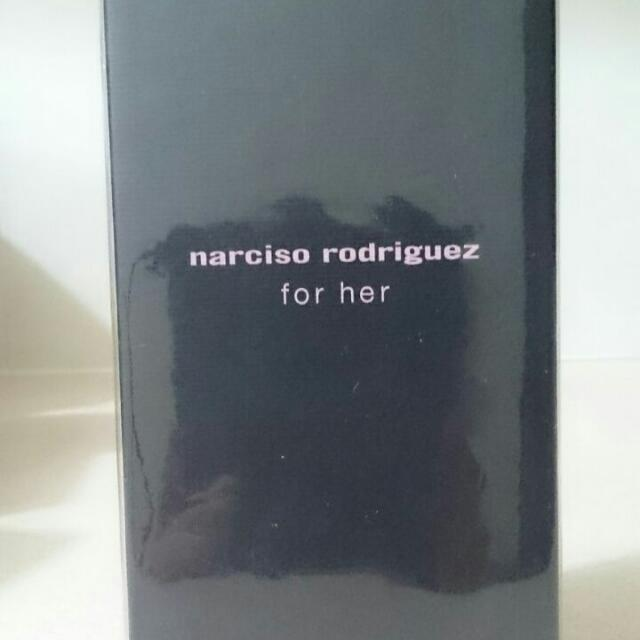 Authentic 100ml Narciso Rodriguez For Her EDP Perfume