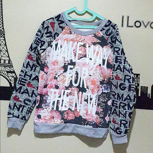 Sweater (Bahan Tebal)