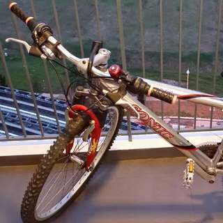 Bicycle With Suspension