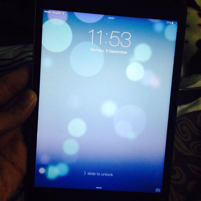 iPad Mini Retina with Cellular [pending Deal @500]