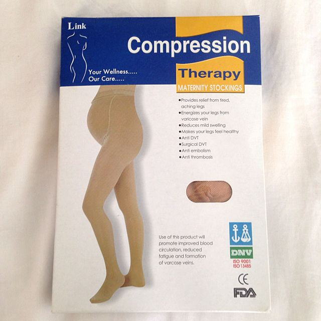 185b2f1190 Maternity Compression Stockings, Babies & Kids on Carousell
